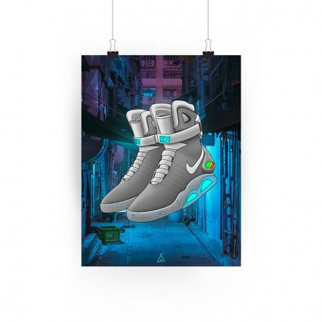 Poster MAG | La Sneakerie