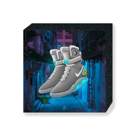 MAG Square Print | La Sneakerie