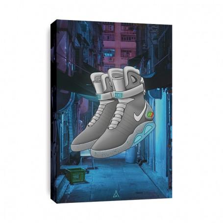 MAG Canvas Print | La Sneakerie