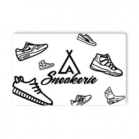 Gift card   La Sneakerie