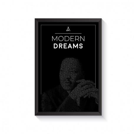 I Have A Dream Frame | La Sneakerie