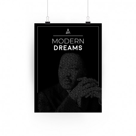 Poster I have a dream that one day the GOT EM will Rise up on SNKRS APP | La Sneakerie