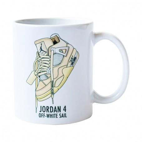 Becher Air Jordan 4 OW | La Sneakerie