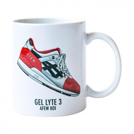 """Mug Gel-Lyte III Afew """"Koi"""