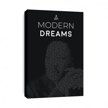 Tableau I Have A Dream | La Sneakerie
