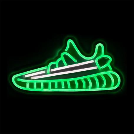 Yeezy 350 V2 LED Neon | La Sneakerie