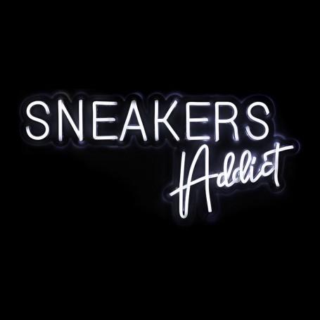 Néon LED Sneakers Addict | La Sneakerie