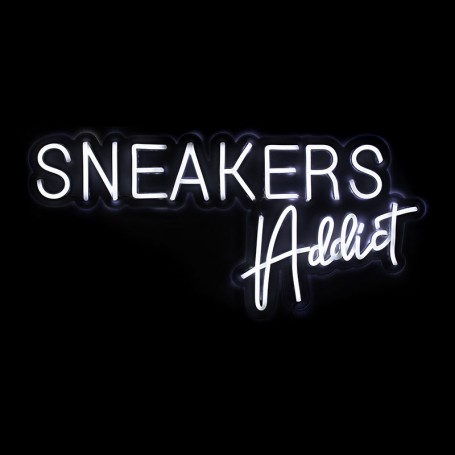 Sneakers Addict LED Neon | La Sneakerie