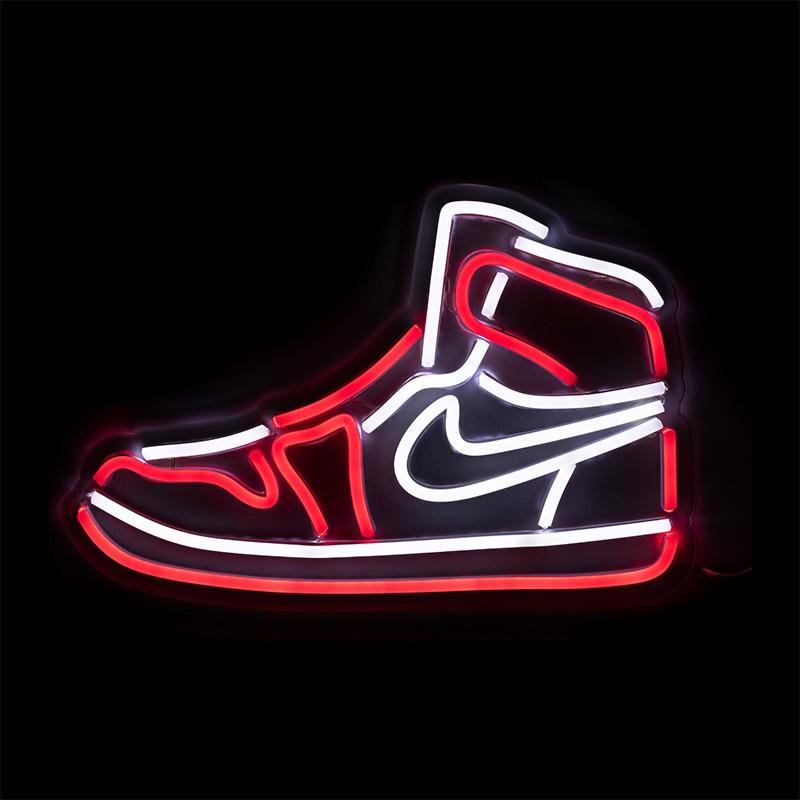 Air Jordan 1 LED Neon