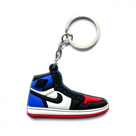 Porte-Clés Silicone Air Jordan 1 Retro Top 3 | La Sneakerie