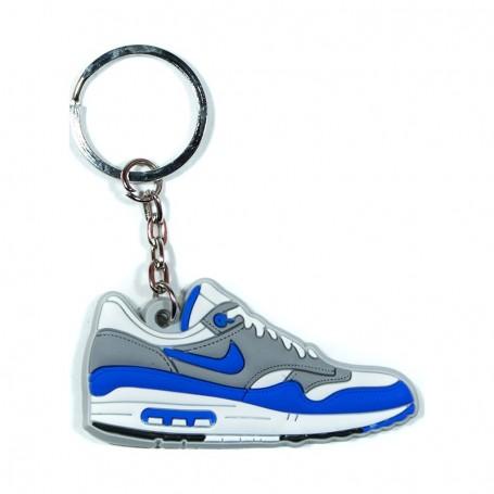 Porte-Clés Silicone Air Max 1 OG Blue | La Sneakerie