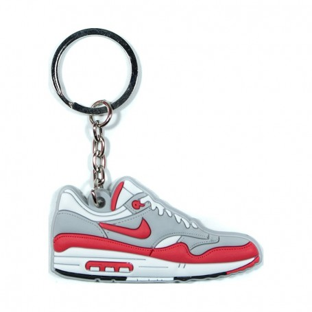 Porte-Clés Silicone Air Max 1 OG Red | La Sneakerie