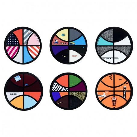 Pack Dessous de verre ronds Air Max 1 x6 | La Sneakerie