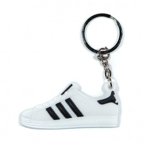 Superstar Silicone Keychain | La Sneakerie