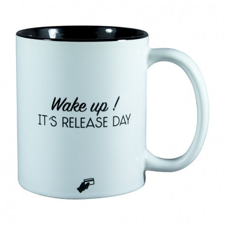 «Wake Up ! It's release day» Mug - LA SNEAKERIE