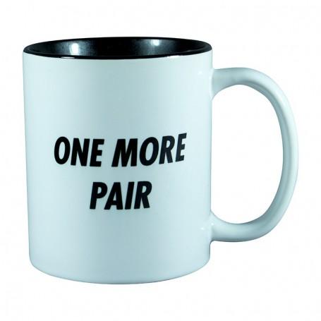 ONE MORE PAIR Mug | La Sneakerie