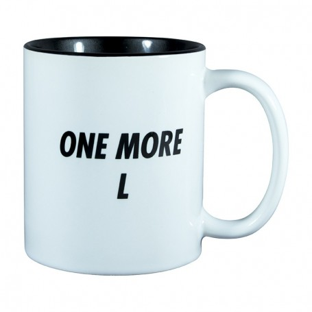 « ONE MORE L » Mug - LA SNEAKERIE