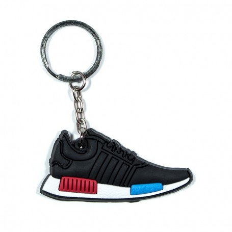 NMD OG Black Silicone Keychain - LA SNEAKERIE