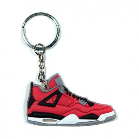 Air Jordan 4 Toro Bravo Silicone Keychain - LA SNEAKERIE