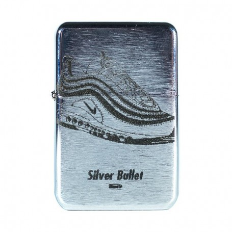 """""""Silver Bullet"""" Steel lighter - LA SNEAKERIE"""