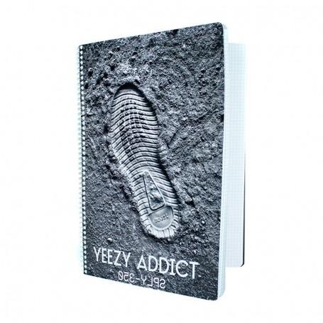 Cahier Yeezy Addict - LA SNEAKERIE