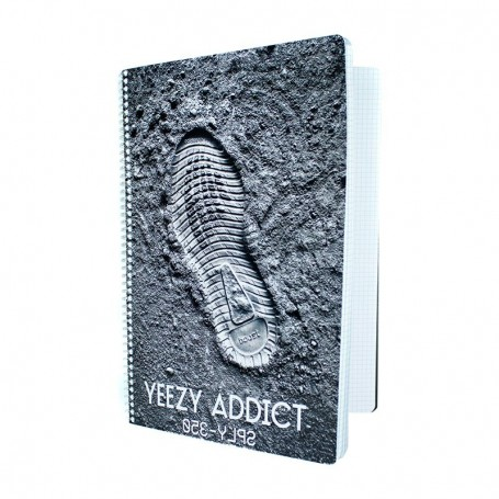 Yeezy Addict Notebook - LA SNEAKERIE