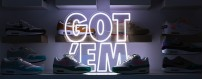 LED Neon Signs for SneakerHead   La Sneakerie