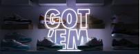 Néons LED pour Sneakers Addict | La Sneakerie