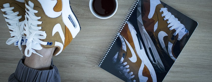 Notebooks for SneakerHead | La Sneakerie