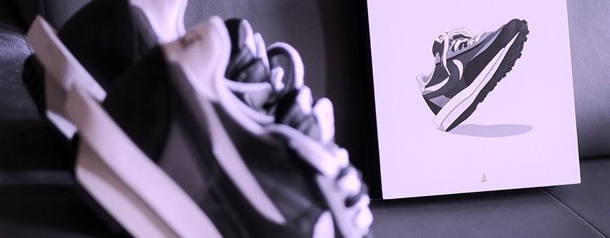 Art Print pour Sneakers Addict | La Sneakerie
