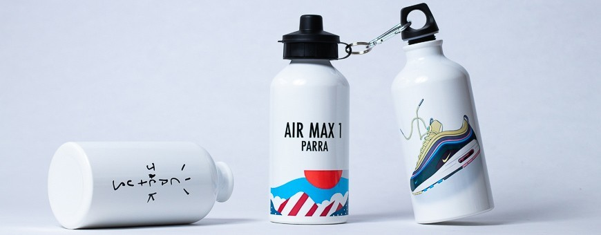 Aluminum Bottles for SneakerHead | La Sneakerie