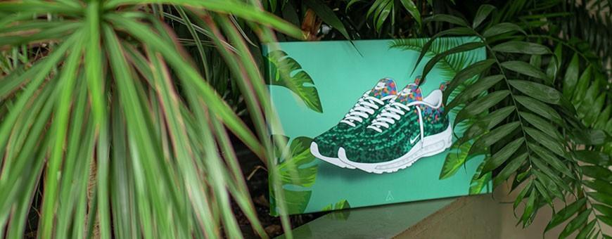 Leinwand Sneakers | La Sneakerie