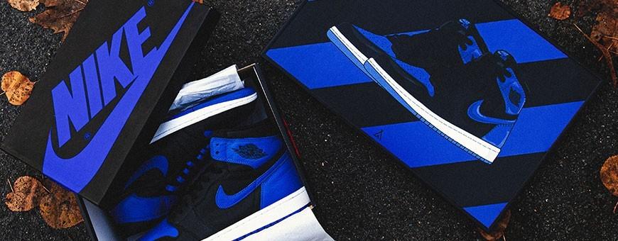 Rahmen Sneakers   La Sneakerie