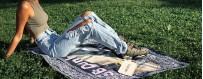 Couvertures Pique-nique pour Sneakers Addict | La Sneakerie