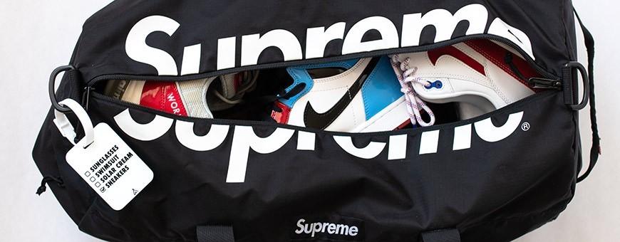Étiquettes bagage Sneakers| La Sneakerie