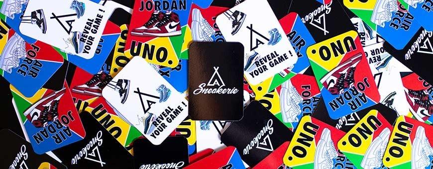 Jeux de cartes pour Sneakers Addict | La Sneakerie
