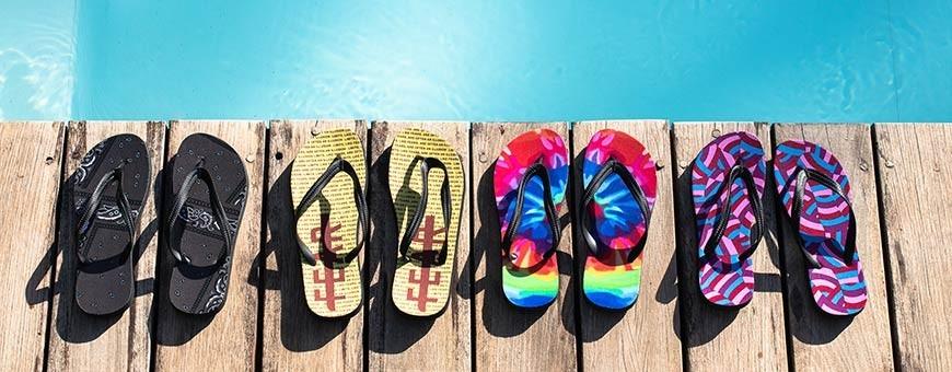 Sneakers Flip-Flops | La Sneakerie