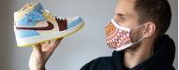 Ergonomische Masken